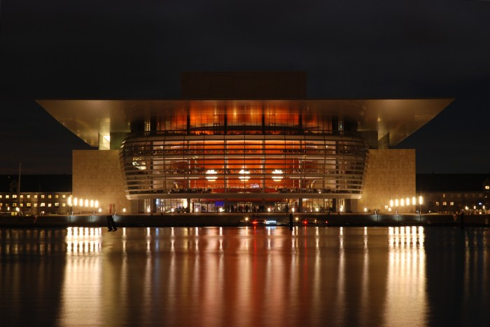 Operahouse by Night